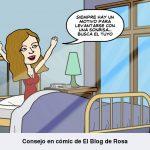 Cómic de El Blog de Rosa